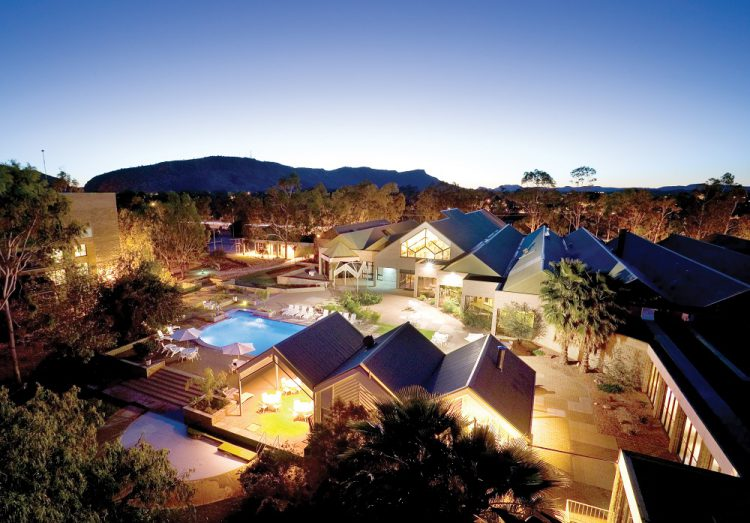 DoubleTree Alice Springs
