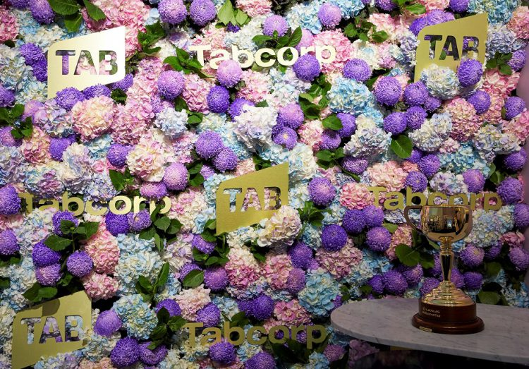 Tasked with creating the Tabcorp Birdcage Marquee at this year's Melbourne Cup, Event Planet pulled out all the stops.