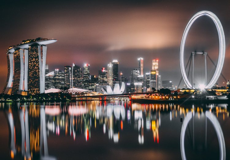 Singapore borders business events