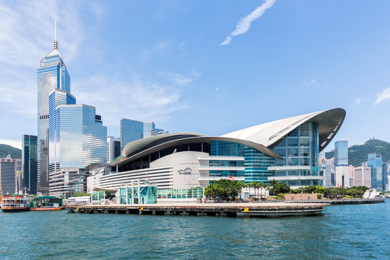 Hong Kong Convention and Exhibitions Centre