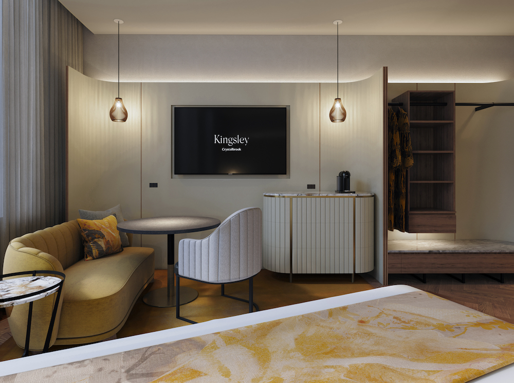 Crystalbrook Kingsley will be the first five-star luxury hotel in Newcastle