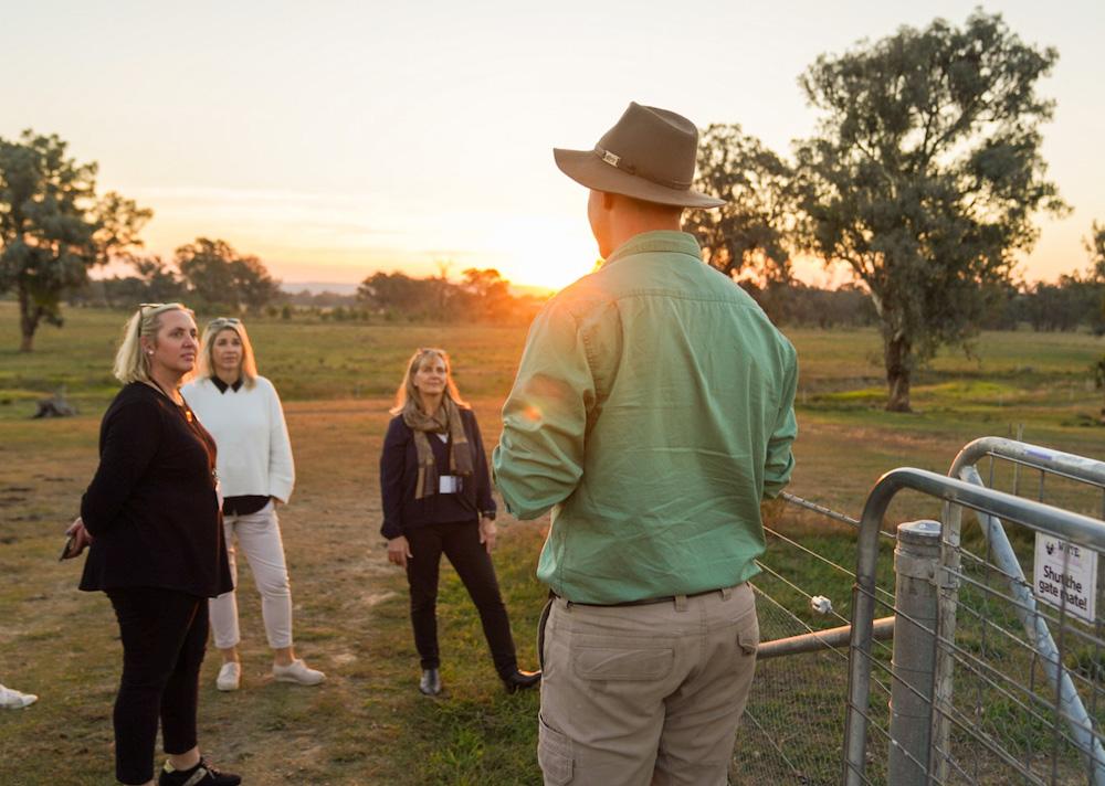 MRegional NSW shines as Albury business events famil kicks off